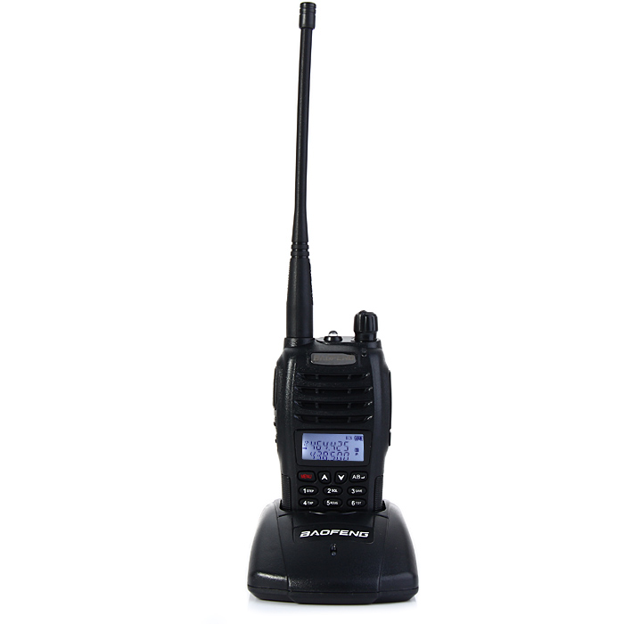 BAOFENG UV-B6 UHF / VHF Walkie Talkie 99-Channel Transceiver