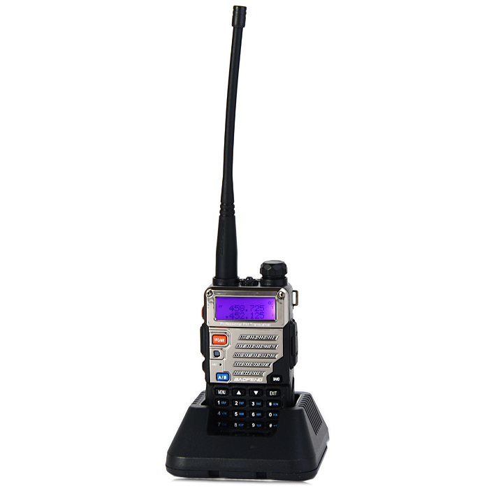 BAOFENG UV-5RE UHF / VHF Walkie Talkie 128-Channel Transceiver