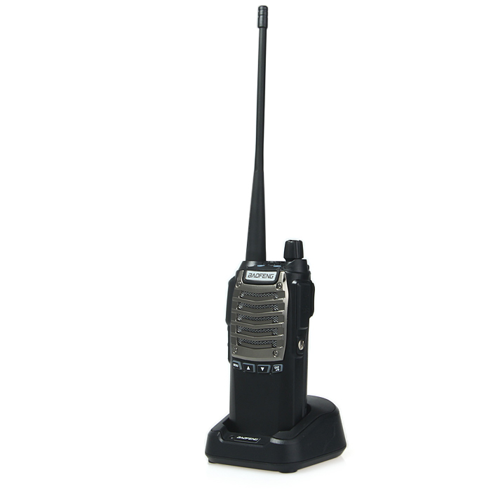 BAOFENG UV-8 Walkie Talkie with Dual PTT Key / 128 Channel
