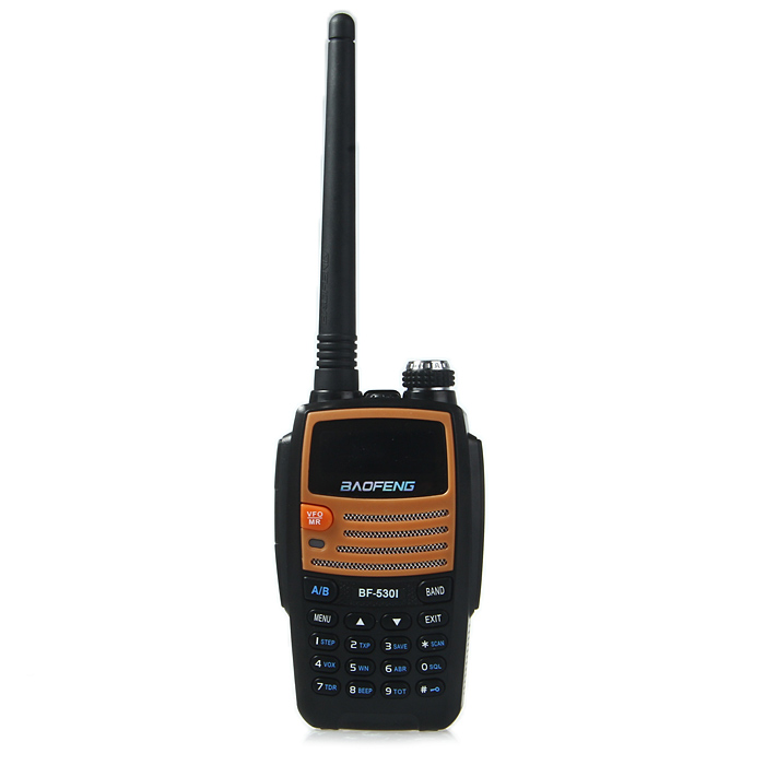 BAOFENG BF-530I Walkie Talkie with Dual-frequency Waiting Function