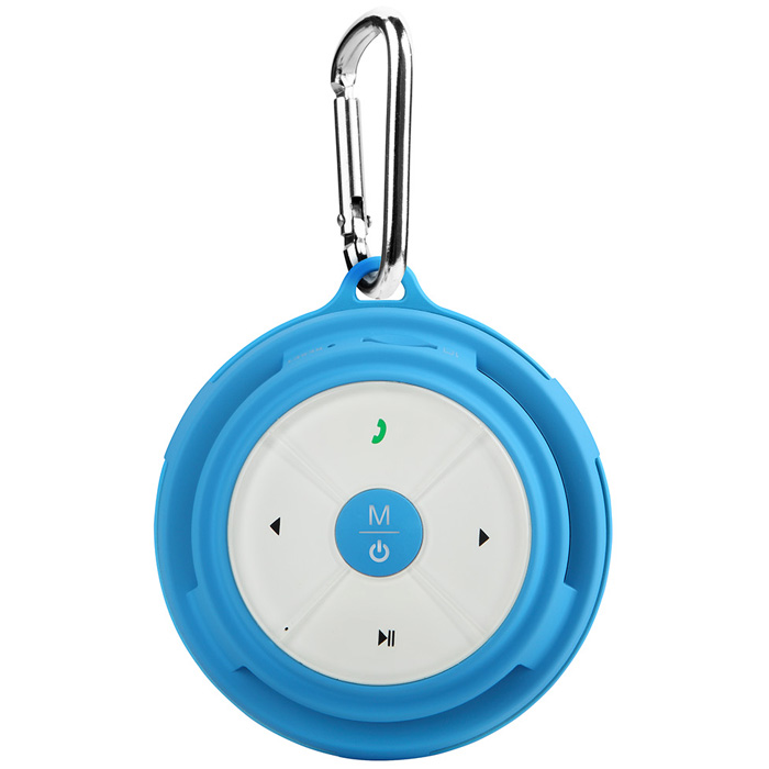 See Me Here Portable Wireless Bluetooth V2.1 Speaker with AUX / TF Card Slot