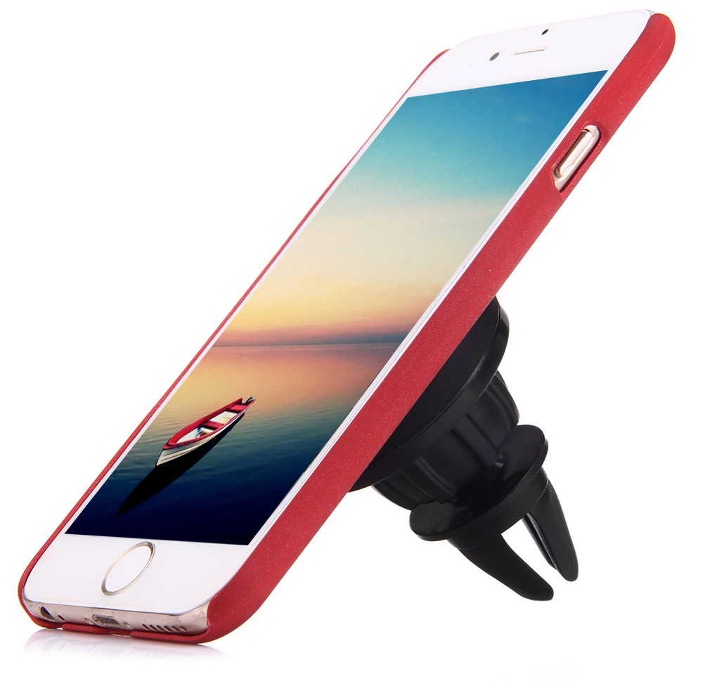 360 Degree Rotatory Car Magnetic Air Vent Mount Holder Stand Cradle Bracket