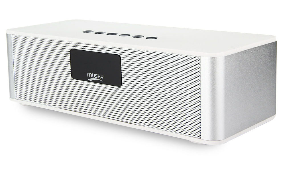 MUSKY DY21L Multimedia Mini HIFI  V4.0  Bluetooth Speaker with Stereo FM AUX