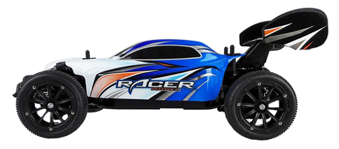 2.4G 1/10 4 Wheel Drive RC Off-road Desert Buggy Simulation Racing Car 1136