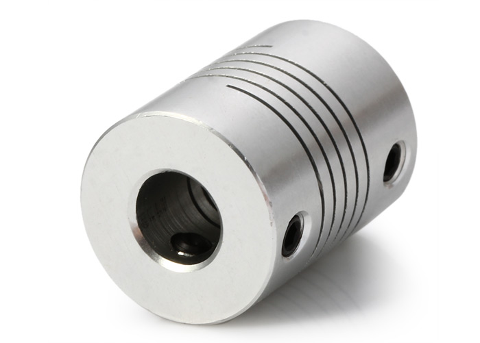 Flexible Beam Coupling 3D Printer Accessory 5mm / 8mm Hole