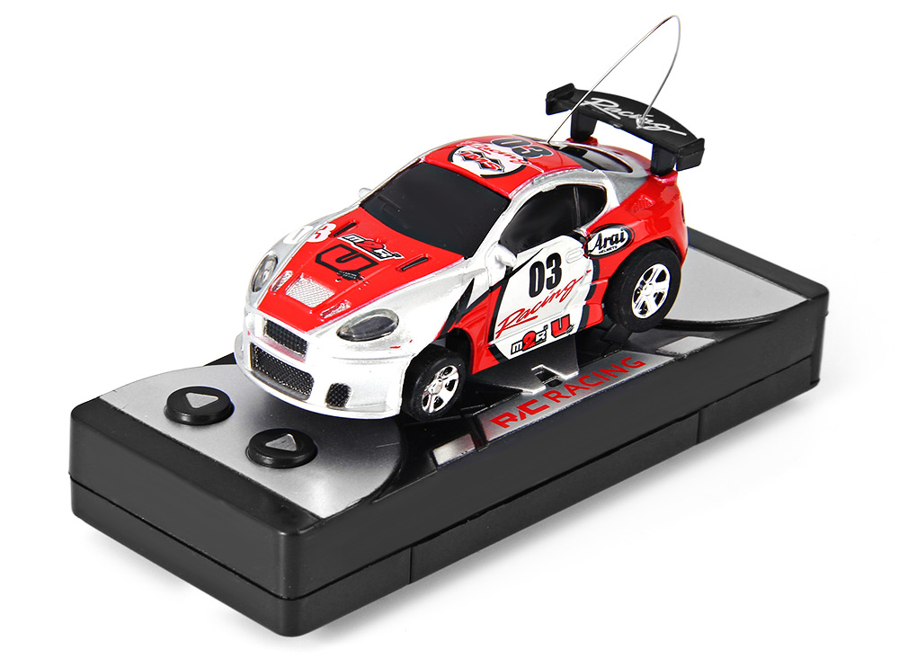 1: 63 Coca Can Mini RC Car Racing