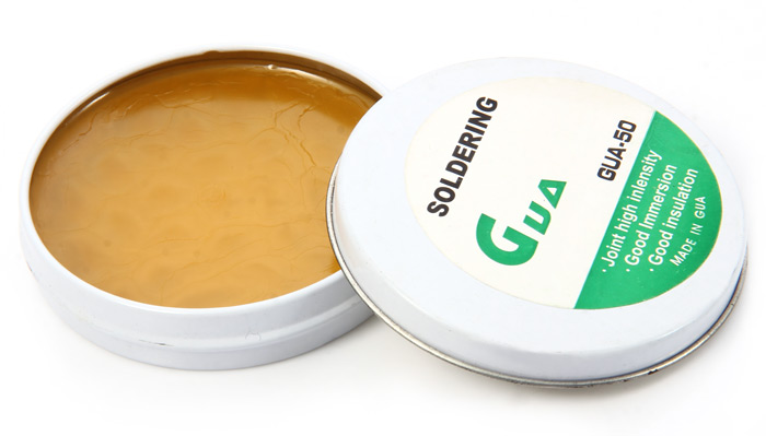 GUA-50 50g Soldering Paste for BGA SMD PC Board Repairing