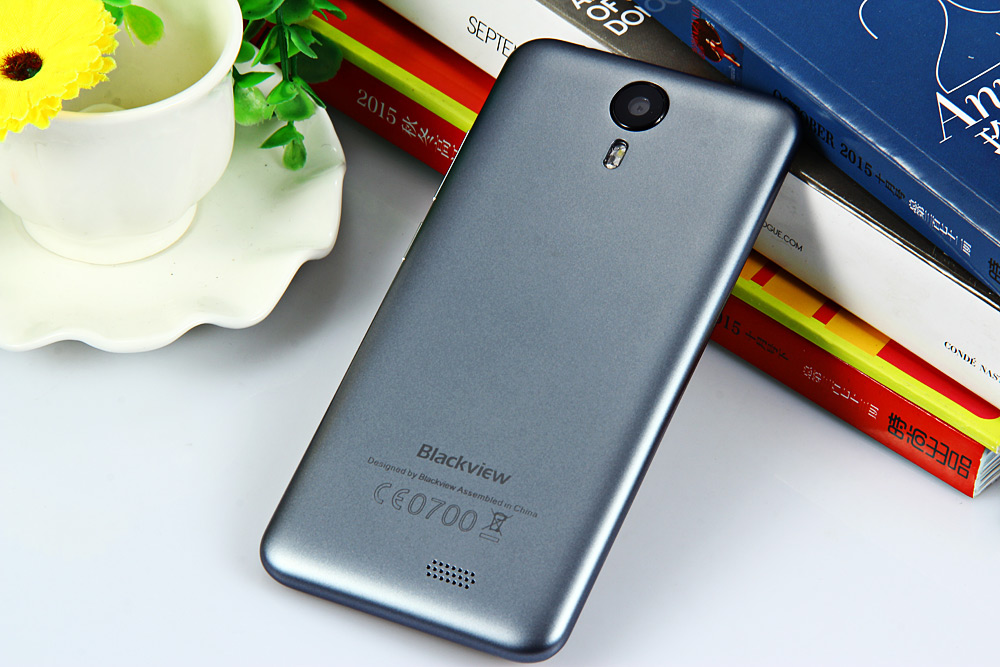 Blackview BV2000 5.0 inch Android 5.1 4G Smartphone with MTK6735 64bit Quad Core 1.0GHz 8GB ROM Bluetooth 4.0