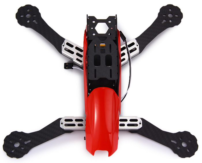 Tarot 280 Quadcopter DIY ARF Version 5.8G FPV with NTSC Format 12V HD Camera