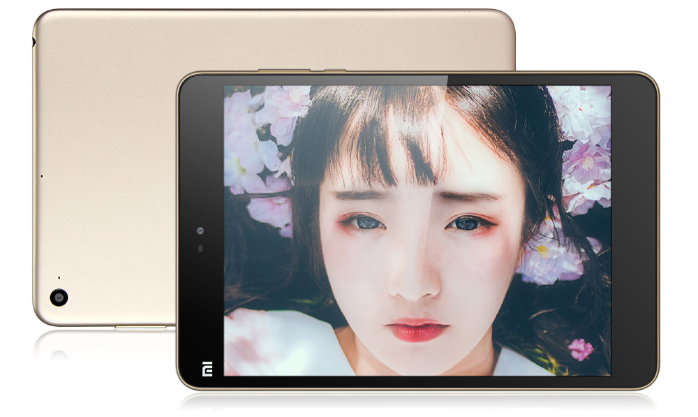 XiaoMi Mi Pad 2 Android 5.1 7.9 inch Retina Screen Intel Atom X5-Z8500 64bit Quad Core 2.2GHz 2GB RAM 64GB ROM Type-C Slot WiFi Bluetooth 4.1