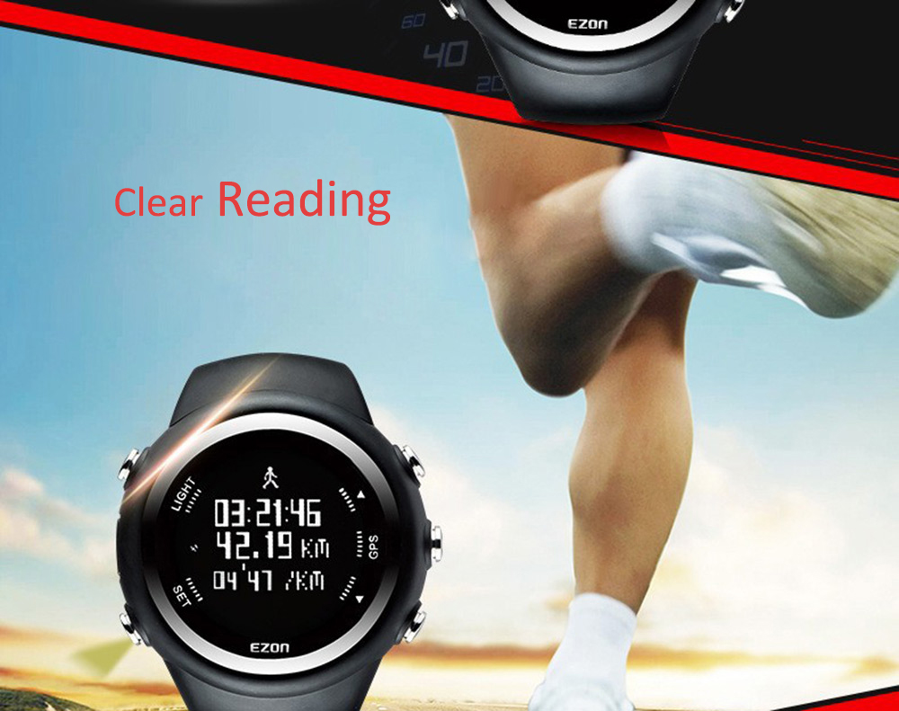 ezon t031 male smart gps sports watch 73 22 online shopping specifications