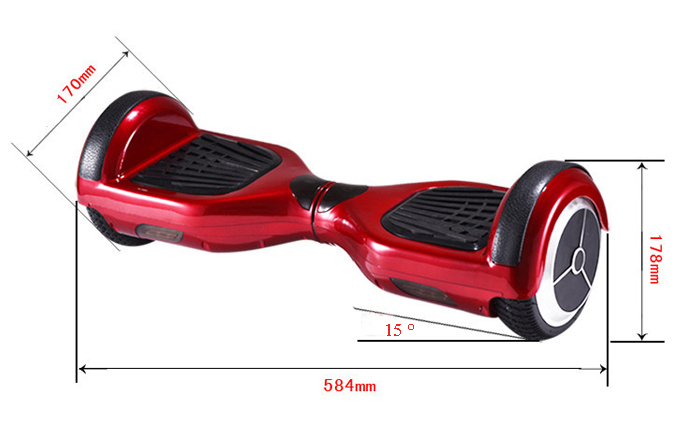 how to ride a hoverboard steps