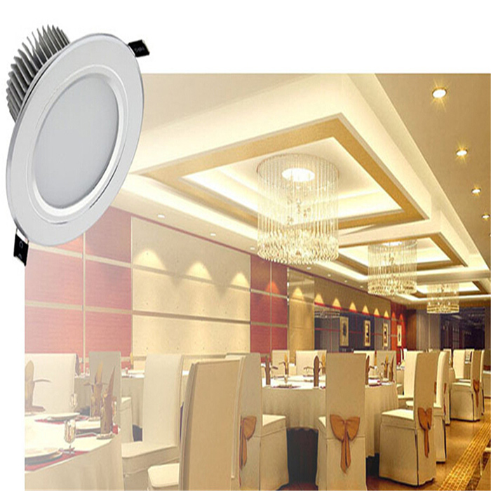 3W 330Lm LED Ceiling Lamp Down Light with Round Shape