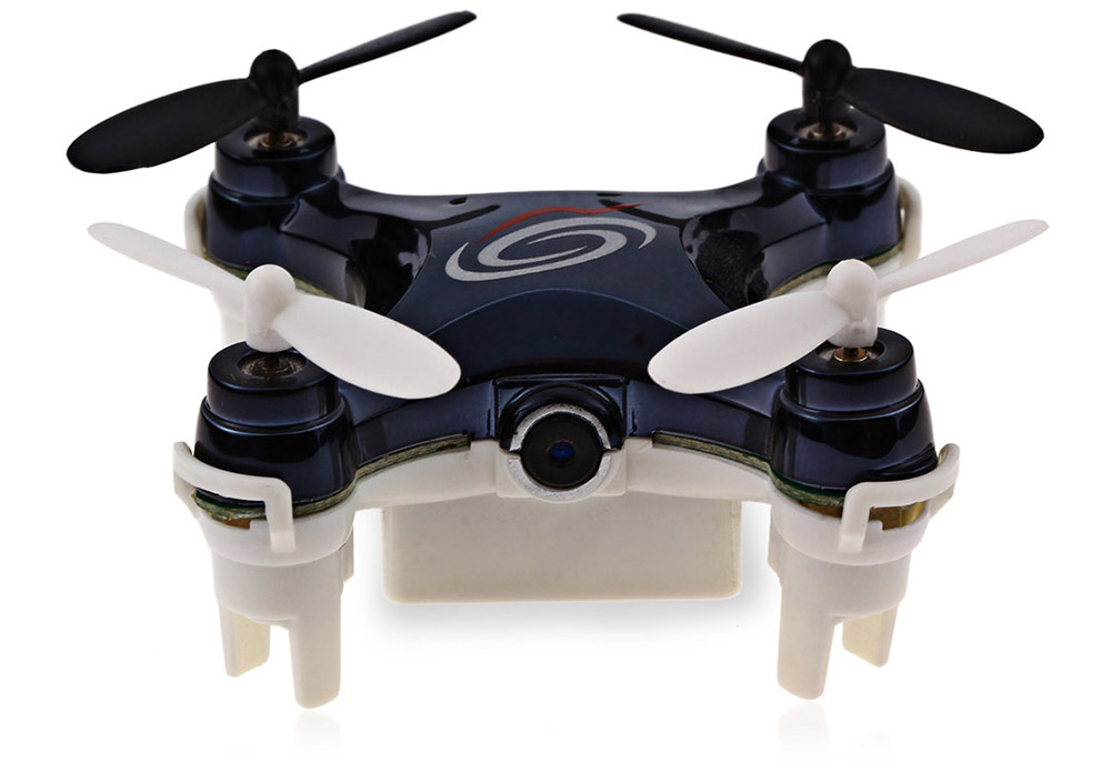 RC LEADING Mini RC101W 2.4G 4 Channel 6 Axis Gyro WIFI 0.3 Mega Camera Quadcopter with Light