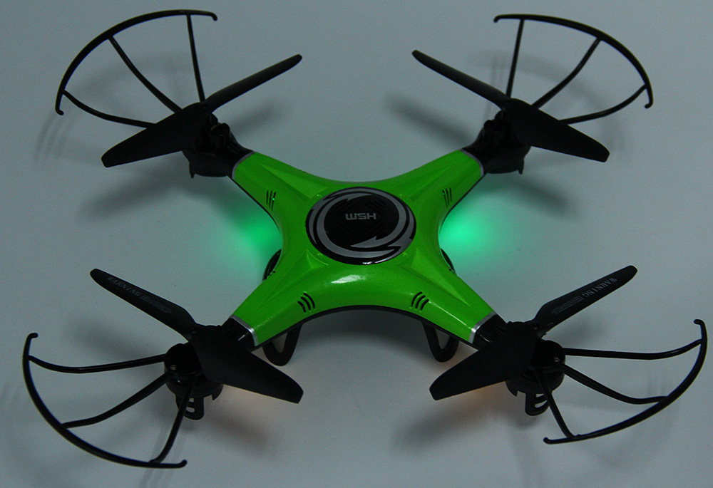 JJRC H5M 6 Channel 2.4G 6 Axis Gyro Headless Mode 3D Rotation Music Playing Quadcopter