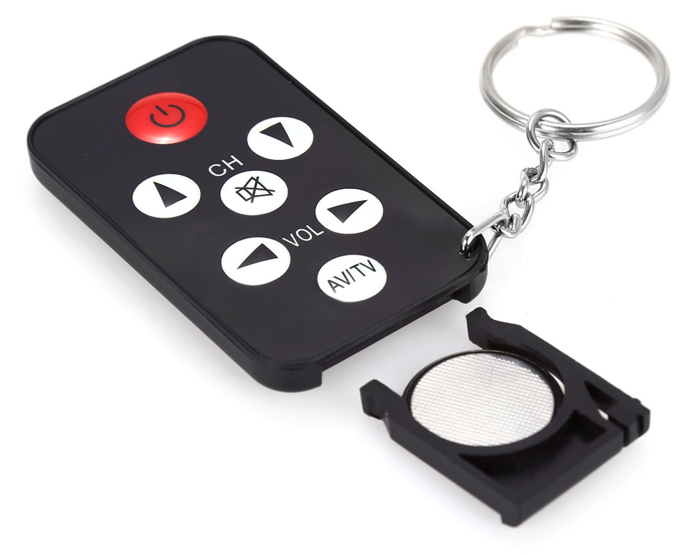 Universal Remote Control 7 Buttons