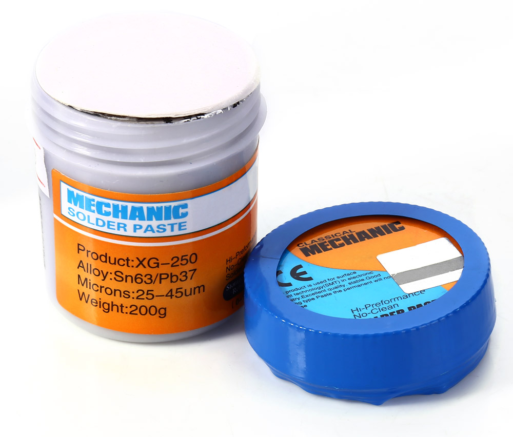 XG-250 200g BGA Welding Flux Grease Gel Repair Soldering Paste