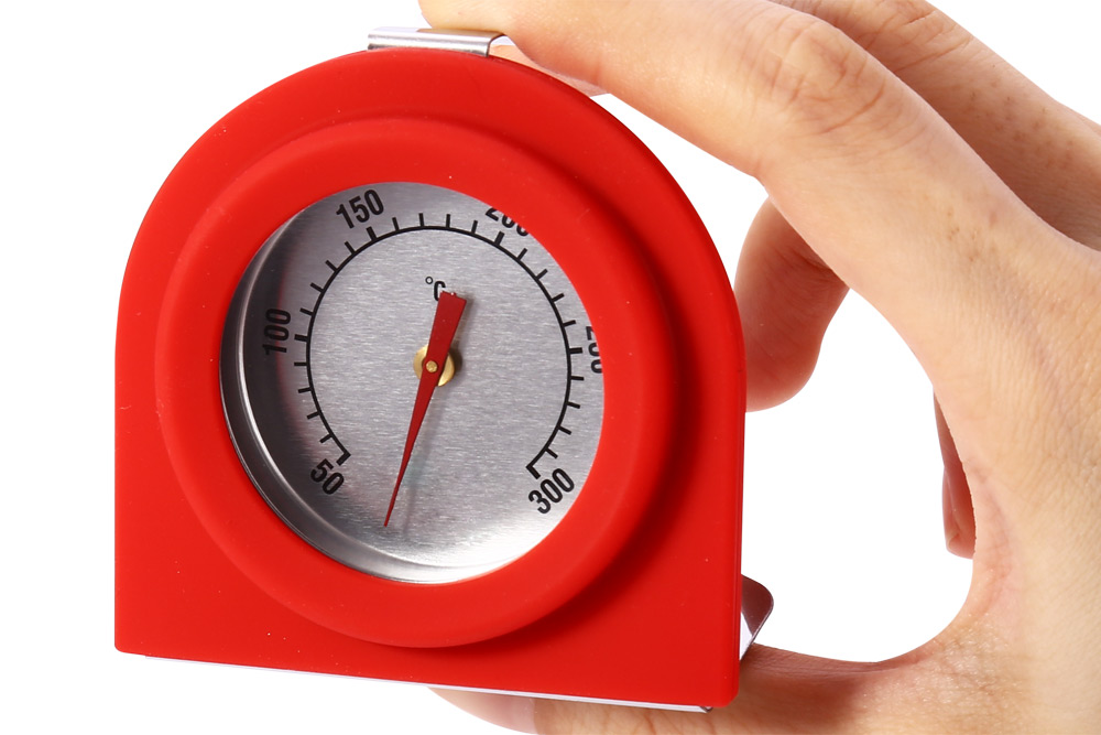 Mingle T854 Oven Temperature Meter Thermometer with Silicon Case
