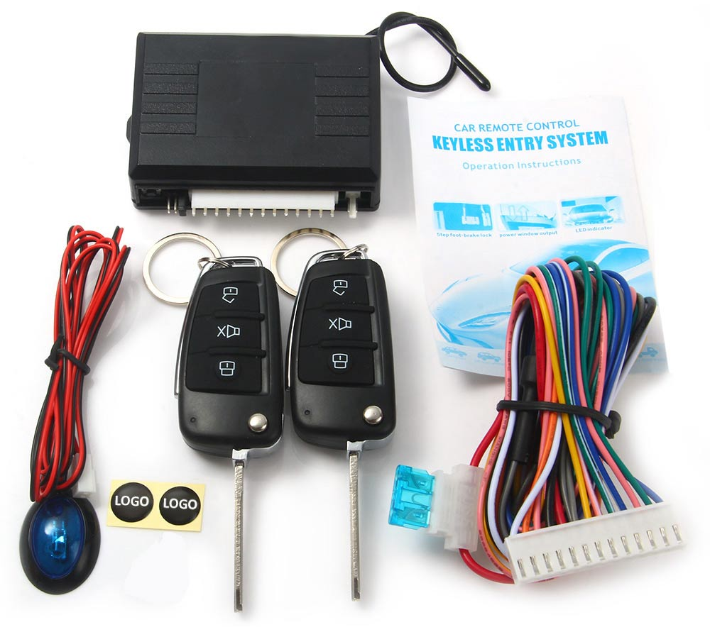 Keyless Entry System For Cars