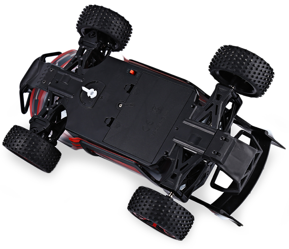 ZC RC 333 - GS04B X - Knight 1 : 18 2.4G 4 Wheel Drive Big Foot RC Speed Buggy