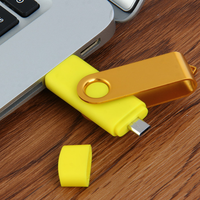 Flash Drive USB 2.0 OTG 2 in 1 64GB