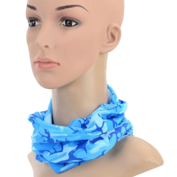 Outdoor Sports Multi-function 3pcs Seamless Polyester Headscarf for Outdoor Cycling