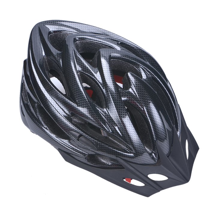 Unisex Fashion and High Breathability PC + EPS Bicycle Helmet for Outdoor Cycling ( 22 Vents )