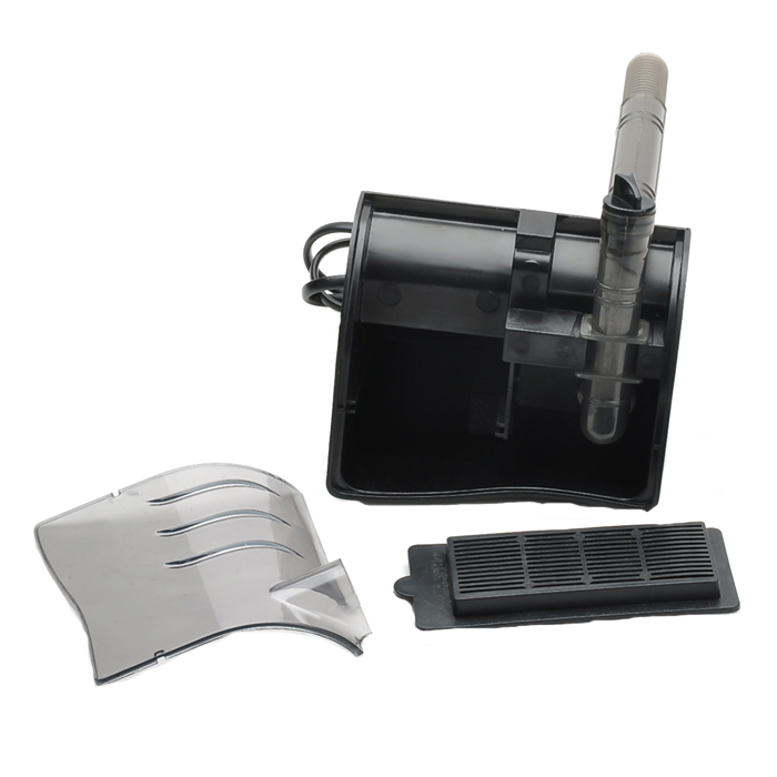 XP - 07 External Hanging Translucent Ultra-quiet Filter