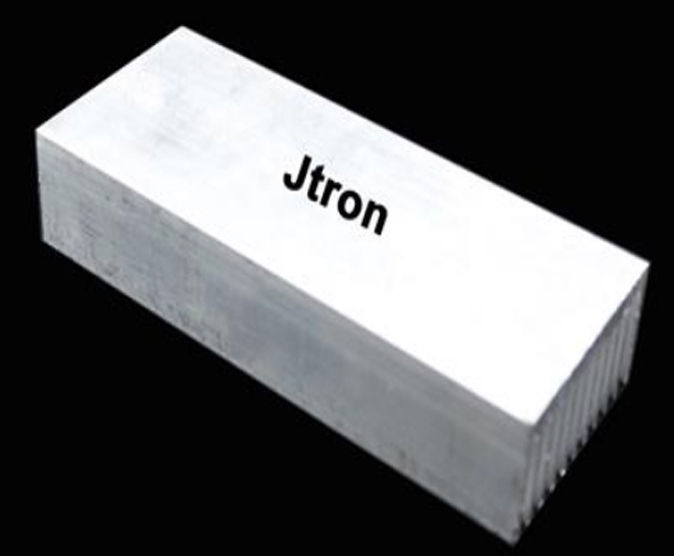 Jtron Aluminum Radiator / Heat Dissipation Strip for Office Factory