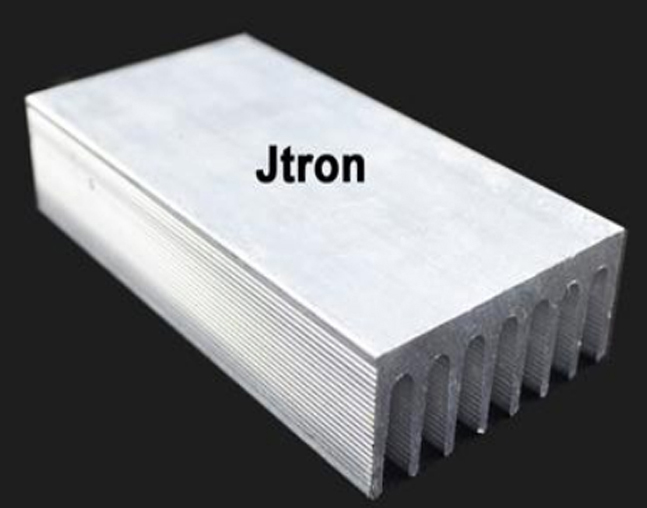 Jtron Heatsink / Radiator/ Cooling Fin High Quality Aluminum Compatible with MOS Tube