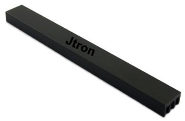 Jtron Electronic Radiator / Chipset Aluminum Heat Sink Cooler for Office Factory