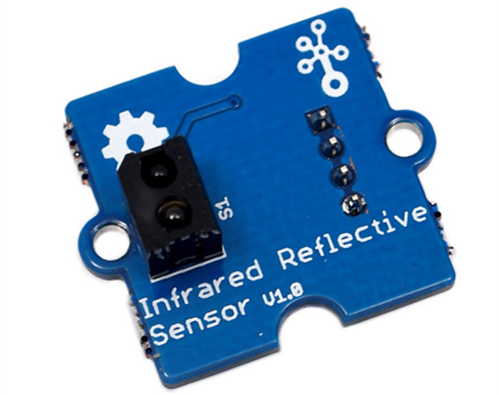 Seeedstudio Grove Infrared Reflective Sensor Module with LED Indicator for Rotary Speed Detection