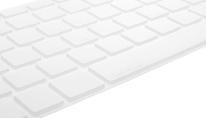 Practical ENKAY Ultra-thin Water-proof Protective Transparent TPU Keyboard Film for MacBook 12 inch