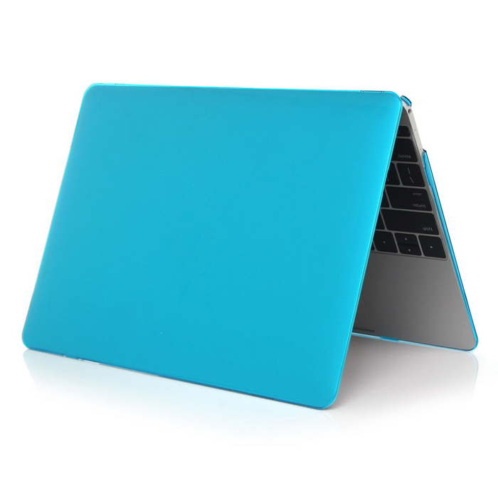 ASLING Crystal Series Hard Protective Case for MacBook 12 inch Ultra-thin Polycarbonate