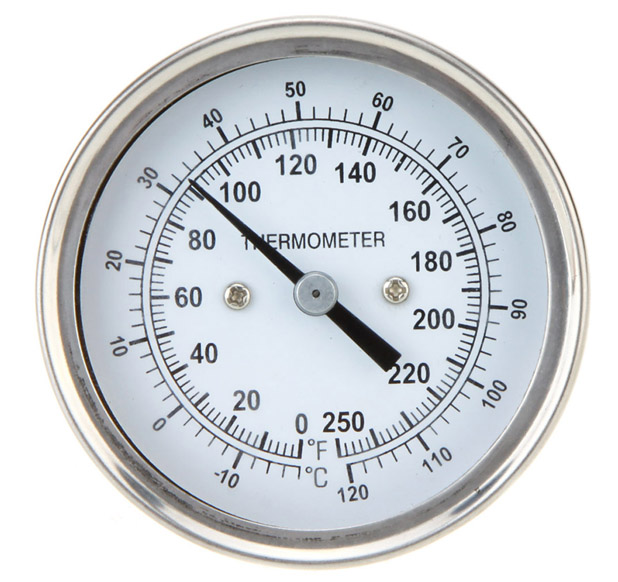 TS-BX40 High Precision Stainless Steel Oven Thermometer Temperature Gauge Home Kitchen Food Meat Dial
