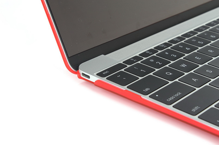 ASLING Hard Protective Case for MacBook 12 inch with Matte Design Ultra-thin