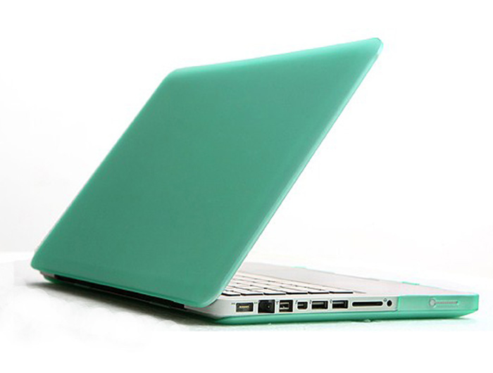 ASLING Crystal Series Solid Color PC Hard Case for MacBook Pro 15.4 inch