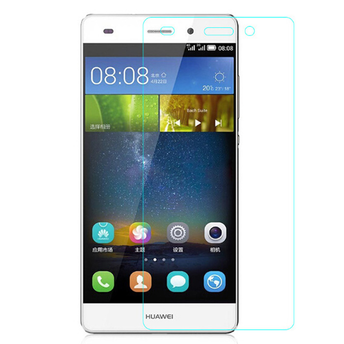 ASLING Tempered Glass Screen Protector for Huawei P8 Mini 0.26mm 9H 2.5D Arc High-definition
