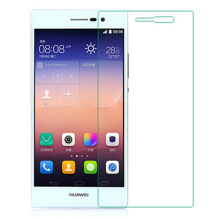 ASLING Tempered Glass Screen Protector for Huawei P7 0.26mm 9H 2.5D Arc High-definition