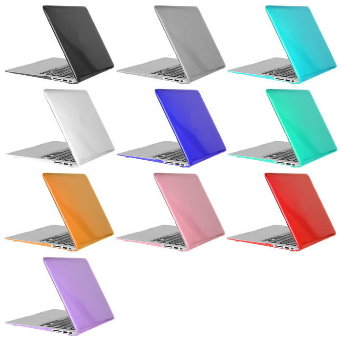 Hat-Prince Transparent Crystal Protective Hard Case for MacBook Air 13.3 inch