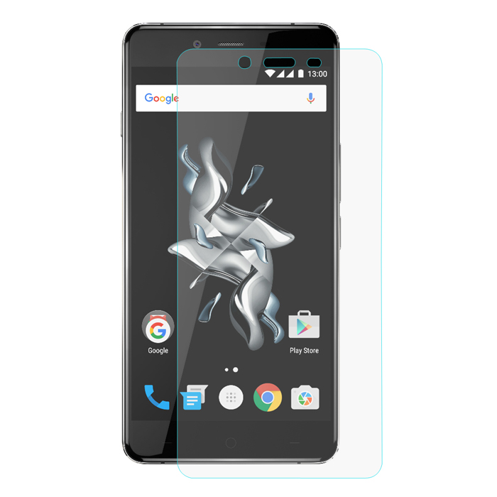 Hat-Prince Tempered Glass Screen Protector for OnePlus X 0.26mm 9H 2.5D Explosion-proof