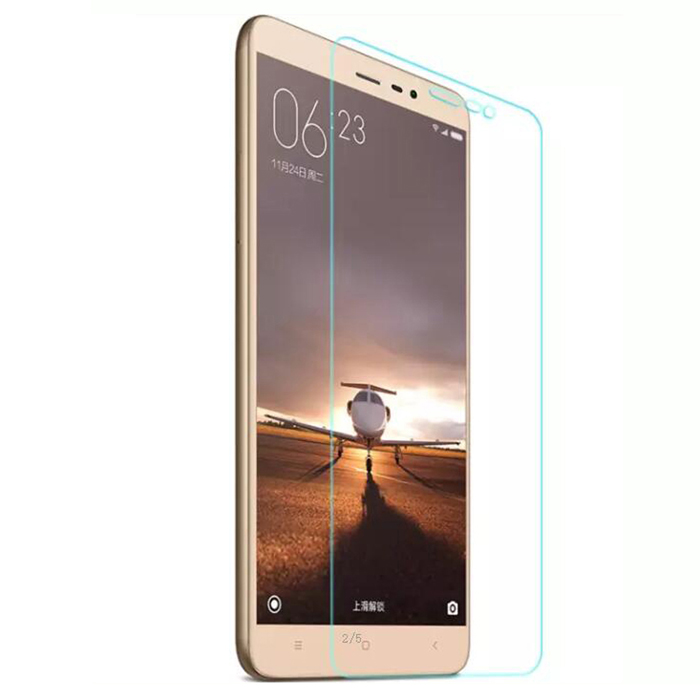 ASLING Tempered Glass Screen Protector for Redmi Note 3 / 3 Pro 0.26mm 2.5D Arc 9H Ultra-thin