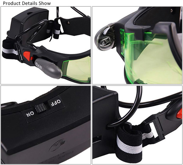 JYW-1312 Night Vision Goggles