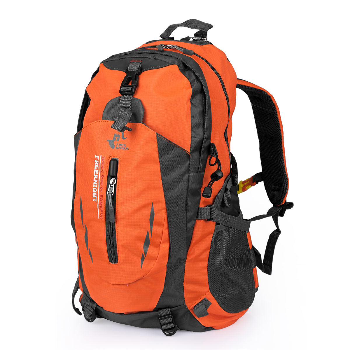 Outdoor Hiking Camping Water Resistant Nylon Travel Luggage Rucksack Backpack Bag