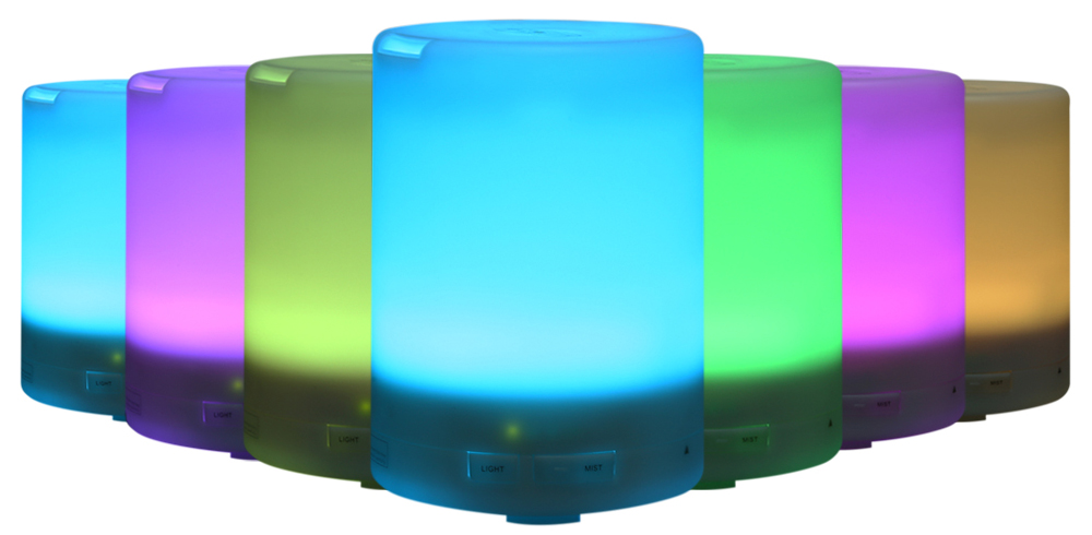Color Changing Light 300ML Essential Oil Diffuser Air Humidifier