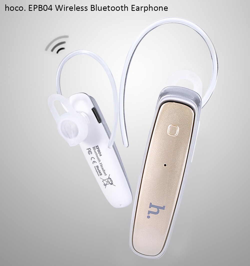 HOCO EPB04 Wireless Bluetooth V4.1 Headphone Earphone