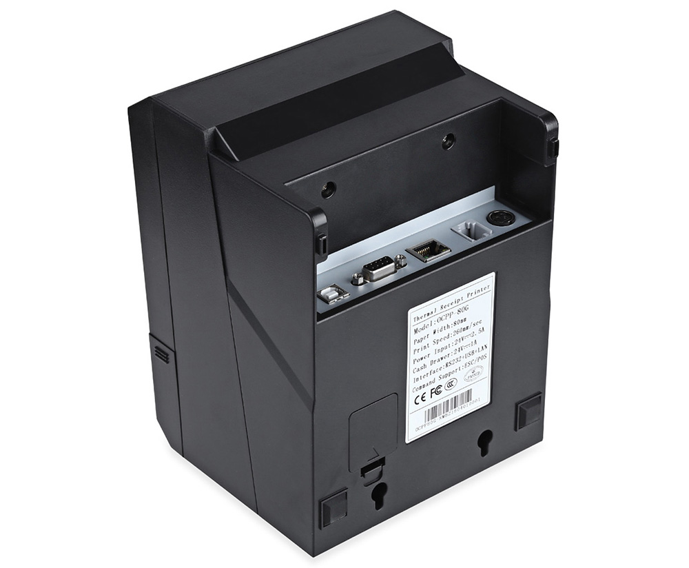 OCPP - 80G 80mm Thermal Printer with Auto Cutter