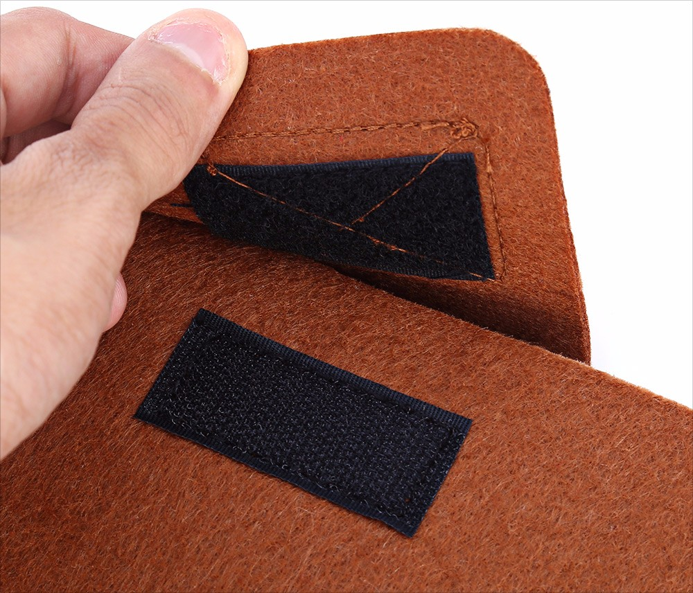 LSS Ultra Thin Soft Wool Felt Sleeve Bag Case for Apple MacBook Air