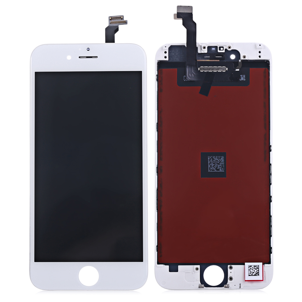 Replacement LCD Screen Assembly + Touch Glass Digitizer Phone Repair Tool Set for iPhone 6