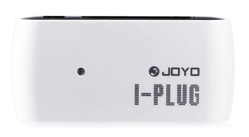 Joyo I-plug Guitar Amplifier Headphone Output with Built-in Overdrive Sound Effects
